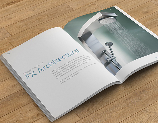 Felton Industries Magazine Design